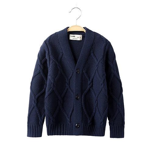 VIDMID Kids Baby Boys Cardigan Coat Boys Autumn Sweaters Cotton Baby Boys Casual
