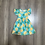 Thumbnail: Multi Color Summer Baby Girls Children Clothes Short Sleeve Milk Silk Knee