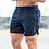 Thumbnail: Men Breathable Light Mesh Quick Dry Sportswear Fitness Bodybuilding Shorts