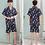 Thumbnail: FZSLCYIYI Sleepwear Couple Pajamas Pijamas Men Satin Pyjama Man