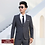 Thumbnail: Shenrun Men Suits Slim Business Formal Casual Classic Suit Wedding Groom Party