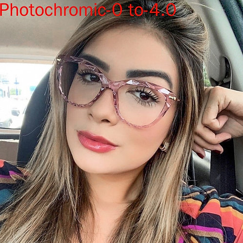 Glasses Men Women Photochromic Sunglasses Student Myopia Glasses Frame NX
