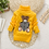 Thumbnail: LCJMMO Toddler Girls Sweaters 2020 Winter Warm Kids Boys Sweaters Knit Pullover