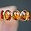 Thumbnail: 18kt Gold Citrine Adjustable Ring