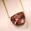 Thumbnail: Rutilated Quartz 18k Gold Necklace