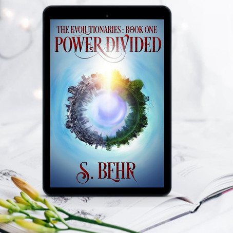 Power Divided (The Evolutionaries : Book One)