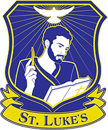 St Lukes badge.png