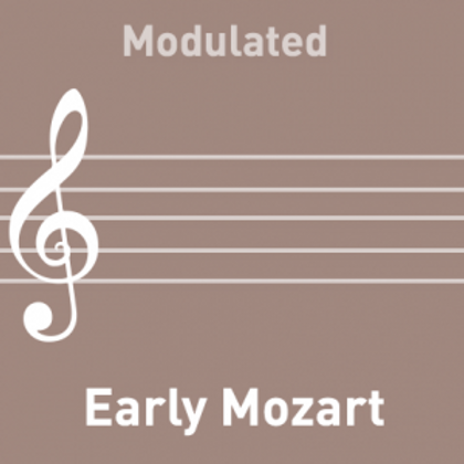 Early Mozart Modified