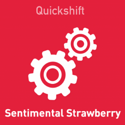 Quickshift Sentimental Strawberry