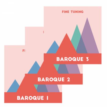 Fine Tuning Baroque Mountain