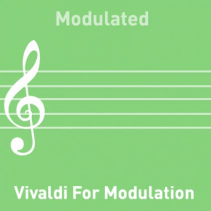 Vivaldi for Modulation  Modified
