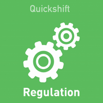 Quickshift Regulation