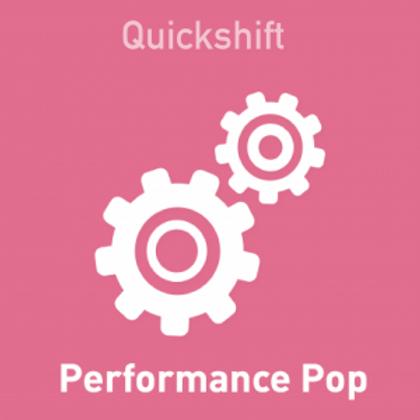 Quickshift Performance Pop