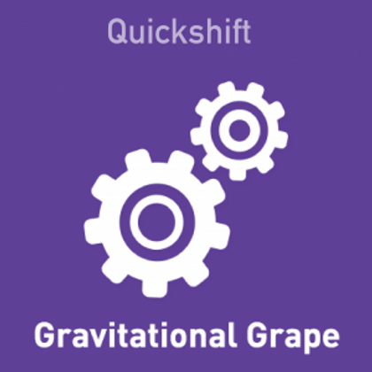 Quickshift Gravitational Grape