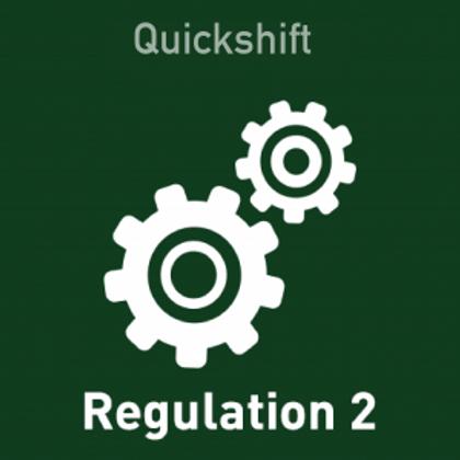 Quickshift Regulation2