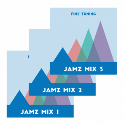 Fine Tuning Jamz Mix Mountain