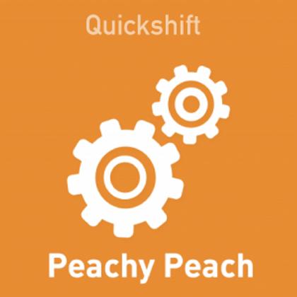Quickshift Peachy Peach