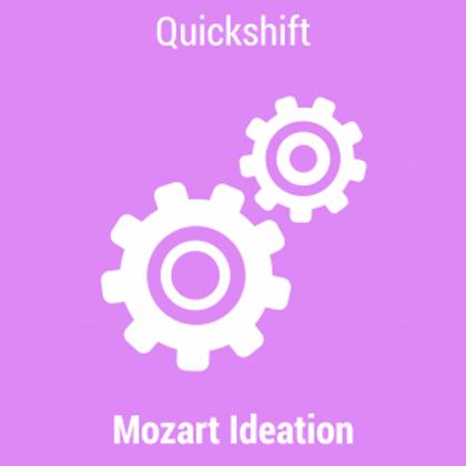 Quickshift - Mozart Ideation