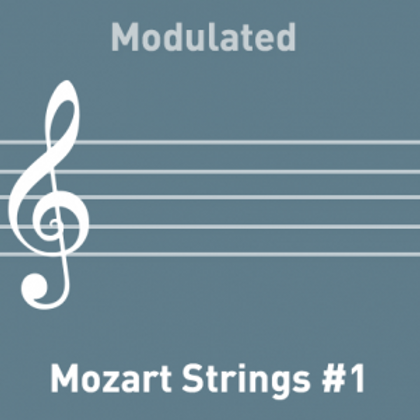 Mozart Strings #1  Modified