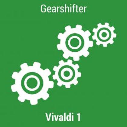 Vivaldi 1 Gearshifter