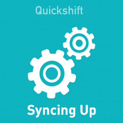 Quickshift Syncing Up