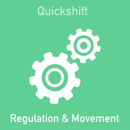 Quickshift Regulation & Movement