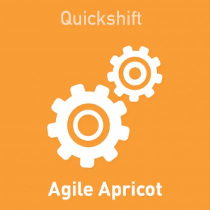 Quickshift Agile Apricot