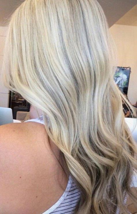 Partial  Highlights & Hair Cut