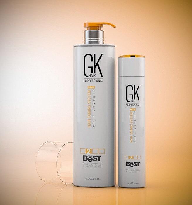 GK Resistant Keratin Treatment