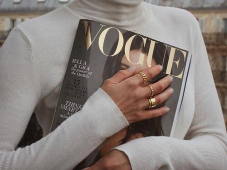 ¿Qué tienen en común el periodismo, la publicidad y la Fashion Week?