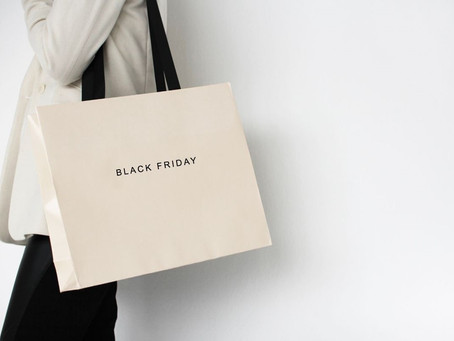 Por un Black Friday más sostenible