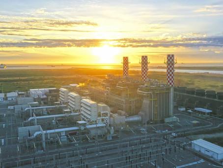 ECONOMIA: Segunda maior termelétrica do país é inaugurada no Porto do Açu