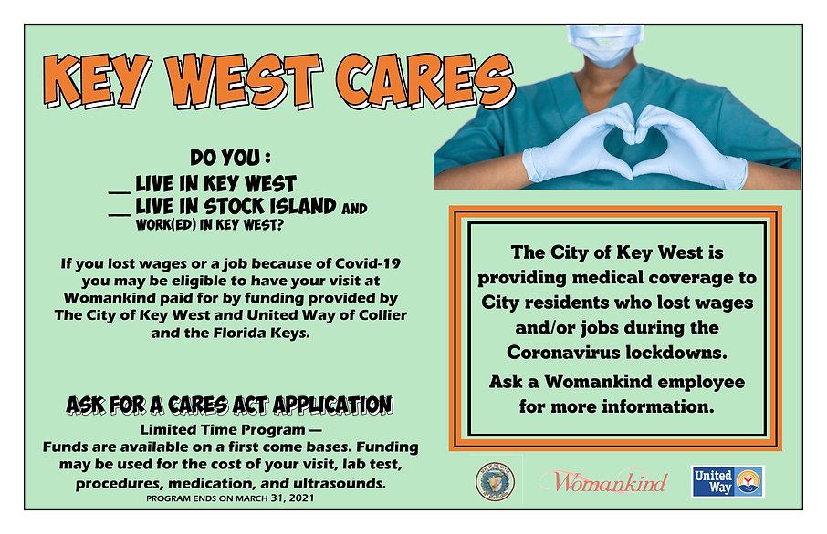 CARES Application sign .jpg
