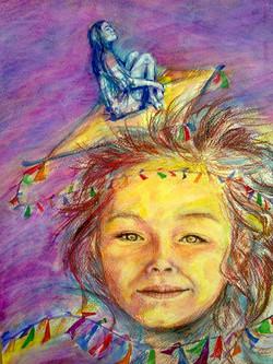 álmok A3 aquarell