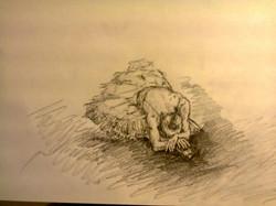 hattyú halála A4 ink
