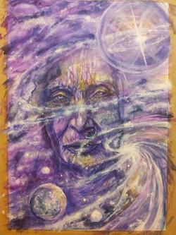 univerzum 75x52 aqurell