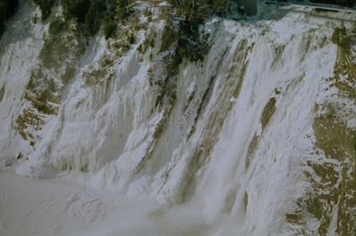 La chute de Montmorency