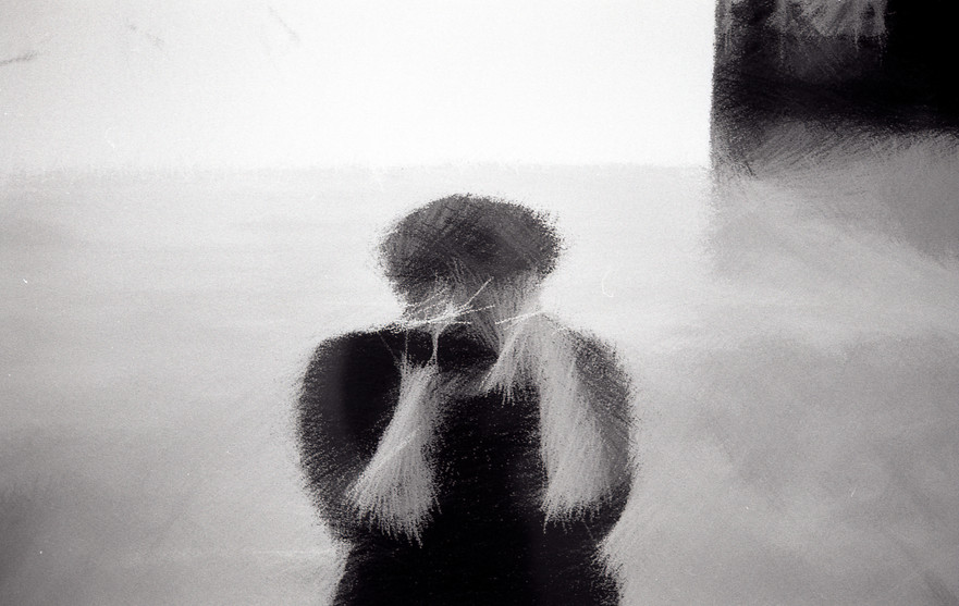 Selfportrait at work - BIAN Elektra 2018