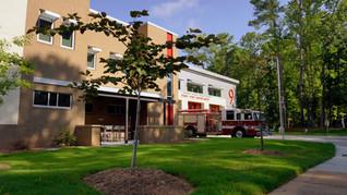Fire Station #9 Site Design