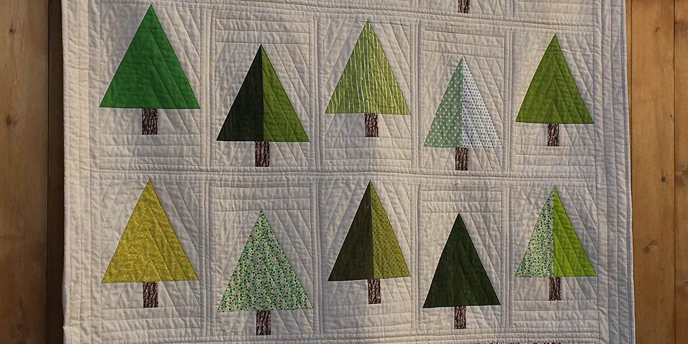 7 Techniques Quilting Section by Section- 2 part class July 8 & 15