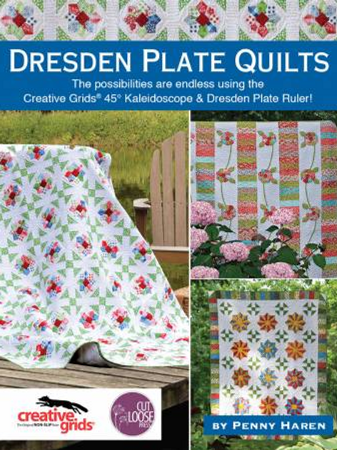 Dresden Plate Quilts by Penny Haren