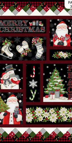 Farmhouse Christmas from Northcott Fabrics