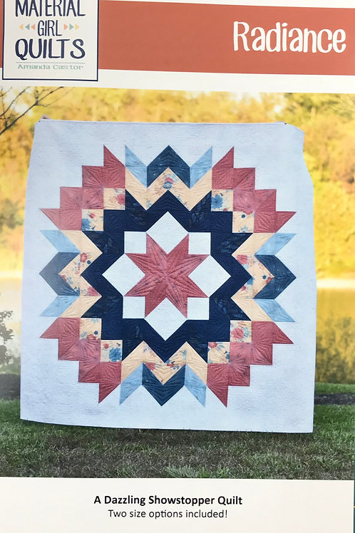 Radiance by Material Girl Quilts