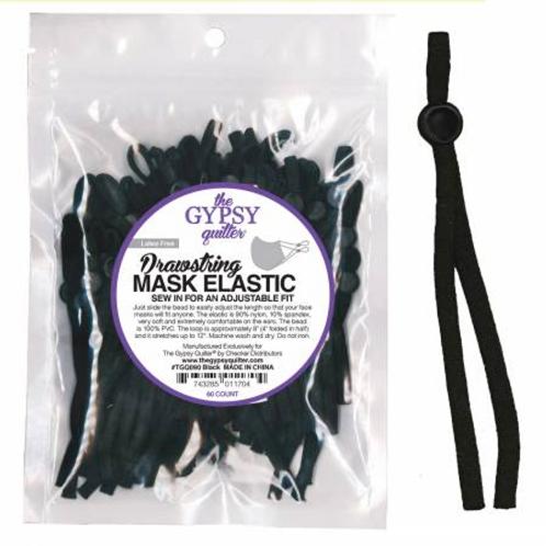 Drawstring Mask Elastic
