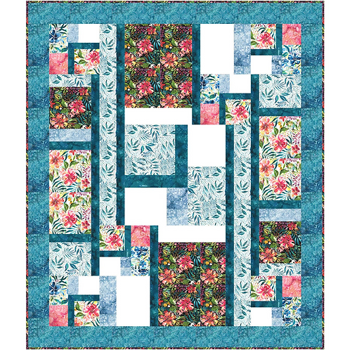 Laine's Lanai featuring Moody Blooms Kit