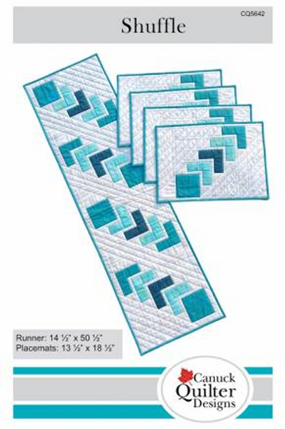 Shuffle by Canuck Quilter Designs