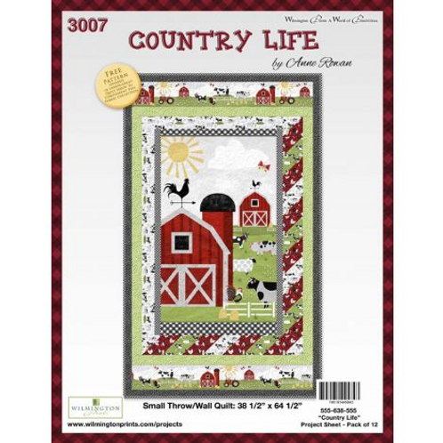 Country Life Kit from Wilmington Prints