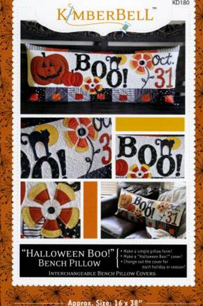 Halloween Boo!! by Kimberbell