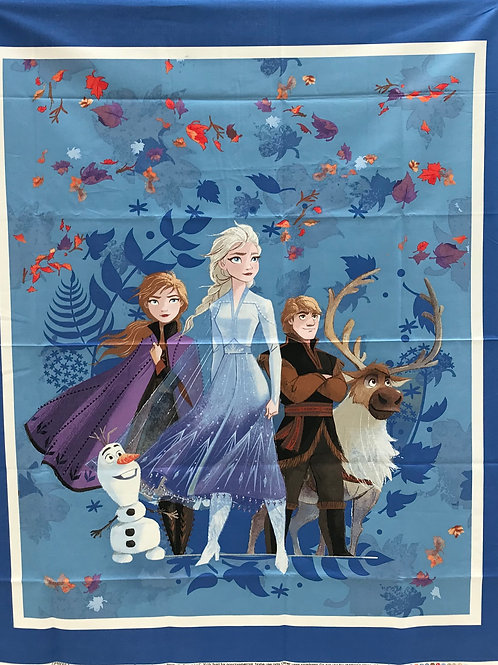 Disney Frozen 2 Friends Forever Panel by Springs Creative