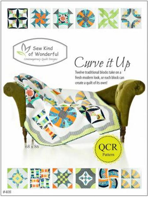 Curve It Up Pattern by Sew Kind of Wonderful